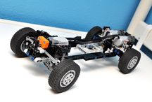 lego technic and mindstroms