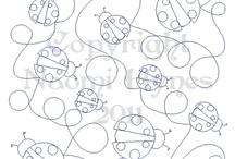 Quilt Meande Patterns