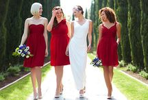 Affordable Wedding Gowns and Bridesmaids Dresses / Affordable Wedding Gowns and Bridesmaids Dresses