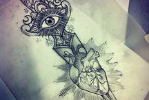 ojo y espada