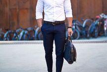 Fashion man man style