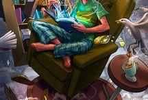 Devoradora de livros / Sempre tive atração por livros. Desde pequena tive o meu tempo livre dedicado a boas leituras. Que privilégio! Tenho 20 aninhos, mas já vivi tantas histórias e vidas. Tudo com a ajuda desse portal mágico da leitura. Aqui tem uma seleção dos livros lidos e guardados pra sempre comigo.