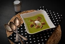Polévky / Soups / http://www.cookwithlove.cz/search/label/POL%C3%89VKY