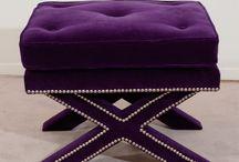 Luxury purple