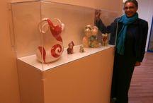 2nd exhibition Sherlizz - Feb 5, June 30th 2014 / VU Medical Center - Dept IVF - Amstelveenseweg 601 - Monday - Sunday: 08:00 - 16.30 uur