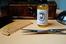Bartley's Beard Oil / Our own Beard Oil