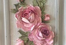 fiori quadri