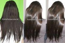 tratamento cabelos