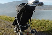 Mufka do wózka / Waterproof stroller muff