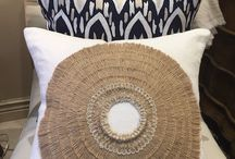 Couch Pillows, Throws, and Decor Accessories