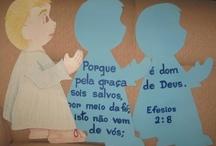 estudos biblicos sites / by Debora Nathalia