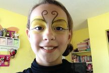 Face Painting Bee