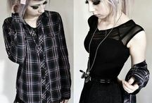 goth\emo\grunge