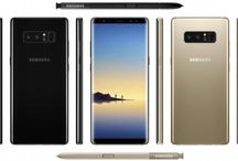 Galaxy Note 8 in cele mai clare imagini de pana acum