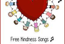 kindness kiddos theme