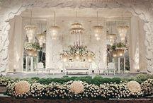 decoration wedding cantik