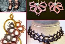 crochet jewlery / by Glory Honea