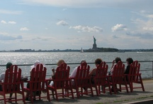 My Favorite NYC Locales / Some of favorite places in this amazing city.