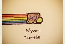 Żółw kawai