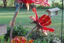 flori din reciclaje