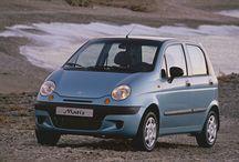 Chevrolet- Daewoo Matiz