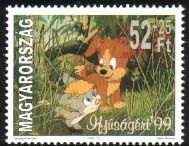 Comics (except Disney) Stamps / Comics is a medium used to express ideas via images, often combined with text or other visual information. Common forms of comics include comic strips, editorial and joke cartoons, and comic books.