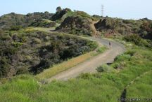 Mountain Biking in Los Angeles / While hikespeak.com has hike in its name, mountain bikers can enjoy a lot of the trails on this website too. Many trails around Los Angeles are open for biking, so if you like to bike, check these out!