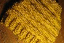 2 needle knits