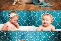 Bath time sessions!