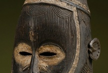 African Masks / Only the finest African masks, old and new.