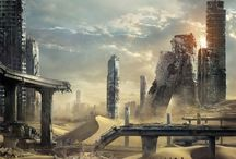 Scorch trials / The movies or the books