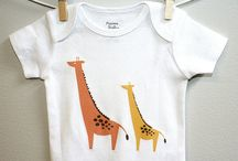 Cute little things for cute little ones! / by Adrienne Gilbert