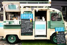 Van Ideas / Everything to do with catering vans