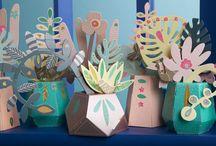 Paper Art / Des activités créatives pour les petits et les grands artistes!
