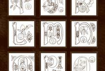 Celtic alfabet