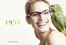 Eco Eywear / Eco Line Eyewear carried at our stores. Made from 95% recycled materials.