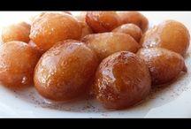 Hamur işi ve Tatlılar / Foods and Dessert