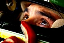 Ayrton Senna / is a hommage for the greatest driver in F-1 History