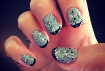 Nagelcreaties. / Mijn nagelcreaties.