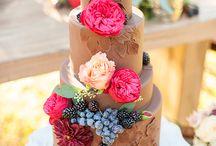 Esküvői Torták/Wedding cakes&sweets / A Cukorkafotó segít Neked ötleteket adni, hogy a Nagy Nap épp olyan csodálatos legyen, ahogy azt megálmodtad! :) Kövess minket: pinterest.com/cukorkafoto www.cukorkafoto.com