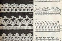 orillas crochet