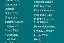 lists of website for use of