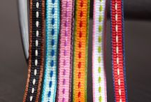 Haberdashery / Ribbons, strings, needles and threads
