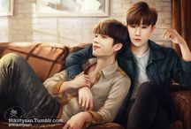 fan art woogyu infinite