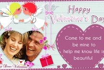 Valentine Cards / Send free valentine cards to your special someone to wish them a very happy valentines day. / by Pearl Aman