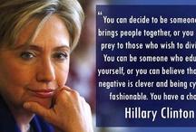 Hillary!