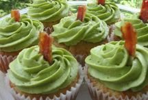 Cupcakes - savory / by Heather Verde