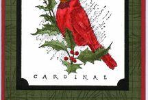 Basteln Weihnachtskarten 2