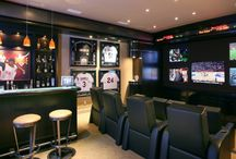 |MEN CAVE | / whisky room sport détente