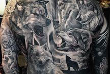 all in / slavic, tatoo, design, symbol